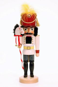 Nutcracker Toy soldier glazed (40,5cm/16in) by Christian Ulbricht
