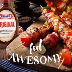 Eat good and feel awesome. #KraftRD #KraftFoods