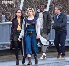 Doctor: Why did I come to Sheffield in these trousers, my shins think they're in frigging Narnia