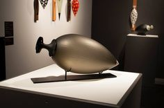 Rather than the traditional 'Reclining Nude,' Nick Mount presents us with the 'Reclining Bob' in The Fabric of Work, on view at Bellevue Arts Museum. Hand Blown Glass, Art Museum, Bob, Presents, Nude, Traditional, Fabric, Gifts, Tejido