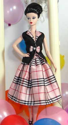 2013 collection Barbie convention http://nisesdesigns.com/