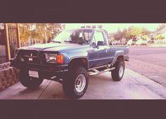Used 1988 Toyota Pickup 4x4 SR5 http://www.classifiedride.com/view_ad/id/1185441-Used+1988+Toyota+Pickup+4x4+SR5