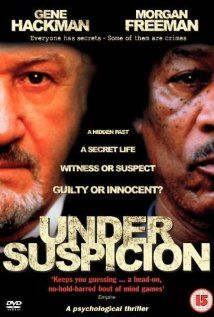 Under Suspicion: A lawyer is asked to come to the police station to clear up a few loose ends in his witness report of a foul murder...