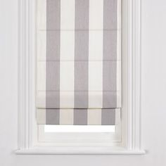 I like this window treatment, the wood and the window sil. Home Design Decor, House Design, Interior Design, Interior Ideas, Home Decor, John Lewis Roman Blinds, Roman Blinds Inspiration, Window Coverings, Window Treatments
