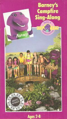 Barney the backyard show book