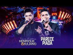 Henrique e Juliano - Parece Piada - DVD Novas Histórias - Ao vivo em Recife - YouTube