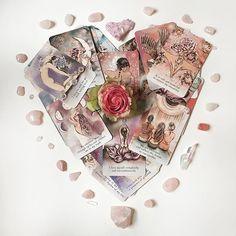 the moon deck tarot cards
