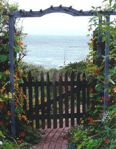 Garden Gate ~