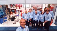 Manufacturer and exporter for marine safety equipement, like lifejackets, liferafts, producing currently over 400 items distributed throughout 40 countries all over the world. Trade Show, Firefighter, Amsterdam, Fire Fighters, Firefighters