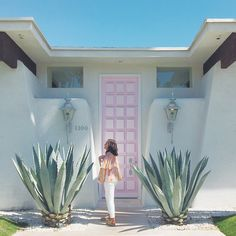 #thatpinkdoor palm s