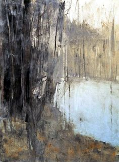 Forrest Moses contemporary landscape oils and monotypes, monoprints Abstract Landscape Painting, Landscape Art, Landscape Paintings, Abstract Art, Paintings I Love, Oil Paintings, Pics Art, Tree Art, Painting Inspiration
