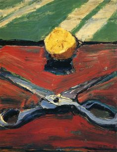 richard diebenkorn, no date!