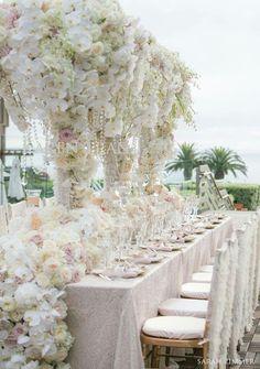 Wedding Reception Decoration from Karen Tran