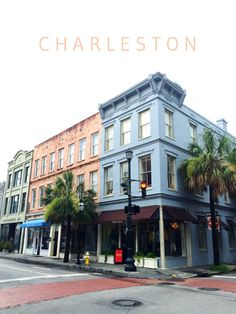 Charleston City Guide | Finding Beautiful Truth