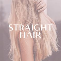 #longhair #straighthair #sleekhair #shinyhair #hairstyle Sleek Hairstyles, Straight Hairstyles, Tourmaline Flat Iron, Hair Straightening Iron, Flat Irons, Hair Iron, Shiny Hair, Styling Tools, Long Hair Styles