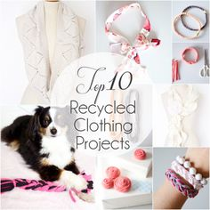 recycle old clothes, recycle your clothing, recycled clothing projects, recycle your clothes, clothing diy projects