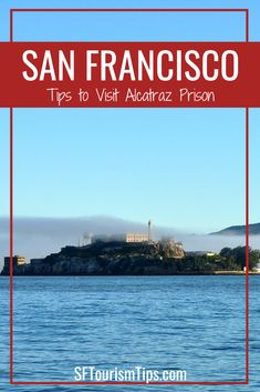 Did you know you can only book your Alcatraz tickets 90 days in advance? Who were some of the most infamous prisoners of Alcatraz? Get answers to these questions and more including what to expect when you visit. Usa Travel Guide, Travel Usa, Travel Guides, Travel Tips, San Francisco Attractions, San Francisco Tours, Visit California, California Travel, Fisherman's Wharf
