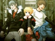 ~Akira x Rin~ Meeting newcomers