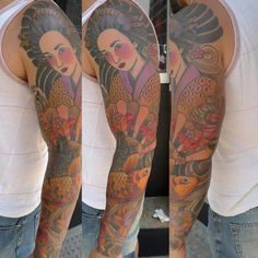 120 Classic Geisha Tattoo Designs And Meanings cool