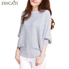 Pull Femme 2017 Spring Autumn High Quality Pure Mink Cashmere Slash Neck Batwing Sleeve Fashion Loose Casual Sweaters Pullover