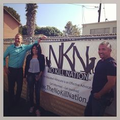 As a united Pack, we can accomplish a #nokillnation!