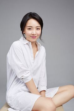 신혜선 Korea Celebrity Portrait, Haesun's portrait shooting