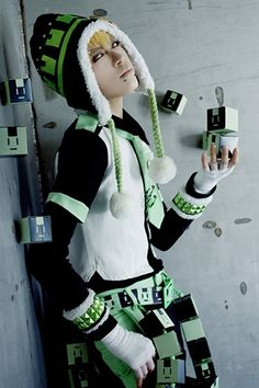 Noiz | DRAMAtical Murder #cosplay #anime