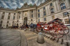 Hofburg Palace, Vienna… by Hakki Dogan