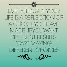 Life choices quote .. Wayne Dyer | ❝ Quotes, Simple Truths ...