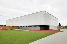 Sports Hall Zehlendorfer Welle,© Jan Bitter