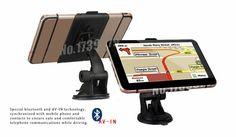 Windows Ce, Gps Navigation, Telephone, Vehicle, Trucks, Map, Technology, Country, Street
