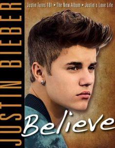 One of the most eagerly anticipated albums of 2012 is Justin Biebers Believe , whose smash hit Boyfriend shot up to No. 1 on iTunes within hours of its release, and this book is a visual look at the m