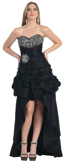 Another fabulous dress from our Beverly Hills range! Check it out on our website!