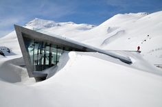 Trollstigen Visitor Centre by Reiulf Ramstad Architects, Norway