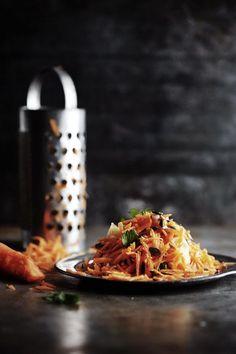 Paras porkkanaraaste. Sushi-inkivääri, riisiviinietikka ja muutama tippa tabascoa maustavat porkkanaraasteen koukuttavaksi.