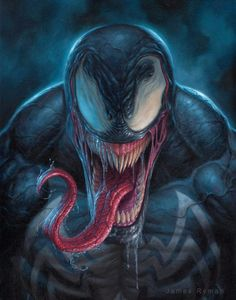 One of the best Venom pictures I've ever seen