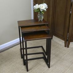 Found it at Wayfair.ca - Madison 3 Piece Nesting Tables