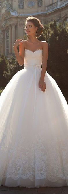 Milla Nova 2016 Bridal Collection - Karmela #weddingdress