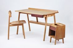 Creative desk for urban living.Designed for KILTT,  2015