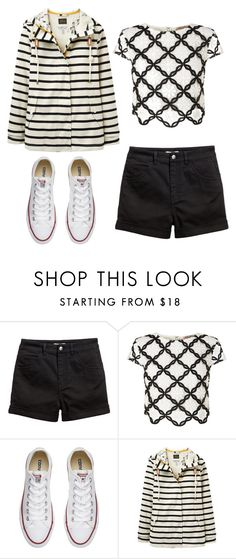 """""""September 8"""" by megaspirit on Polyvore featuring H&M, Lipsy, Converse and Joules"""