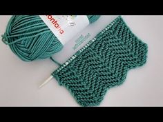EZBERLERİ BOZACAK İNCİ GİBİ #ÖRGÜ DESENİ ✨✨✨#zigzag #knitting #pattern 📌📌#keşfet #knit #tejer#stitch - YouTube Sweater Knitting Patterns, Knitting Stitches, Knitting Designs, Knit Patterns, Free Knitting, Stitch Patterns, Sewing Patterns, Crochet Baby, Free Crochet