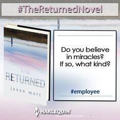 Do you believe in miracles? When You Believe, Believe In Miracles, Laughing And Crying, Fiction And Nonfiction, People Magazine, Reading Lists, New Books, First Love, This Book