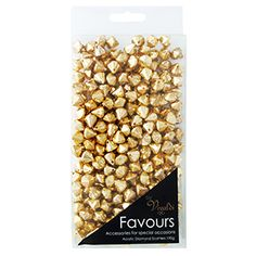 Diamond scatters gold 190g ea | Party Supply | Paper Party Supplies and Goods Melbourne
