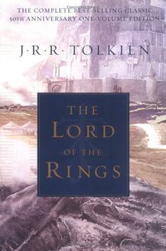 I read all three volumes in one summer. I was speechless. Could.not.describe. the wonder of Tolkien's talent.