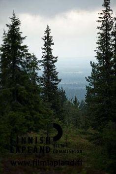 Ylläs, Finnish Lapland. Photo by Jani Kärppä. #filmlapland #arcticshooting #finlandlapland