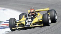 1980 GP Austrii (Rupert Keegan) Williams FW07B - Ford