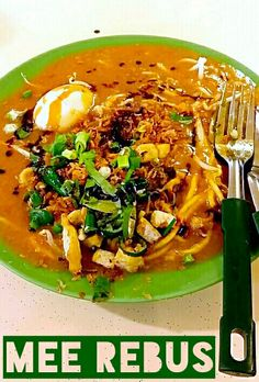 Late night cravings. It's hard to get mee rebus in the middle of the night.  #meerebus #clementi #cravings