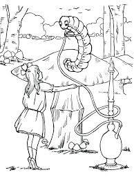 Image Result For Alice Wonderland Colouring Coloring Pages Animal Coloring Pages Alice In Wonderland