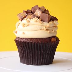 Chocolate and Peanut Butter go so well together!
