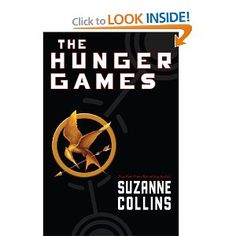 Hunger Games by Suzanne Collins - Part of KindleUnlimited and includes free audiobook narration.  Click through for the full review at Bookwi.se